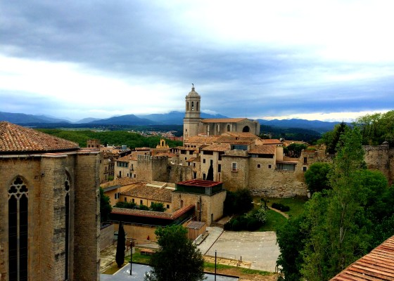 That medieval charm of Girona
