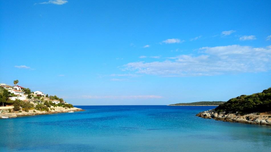 Milna Beach Vis Croatia