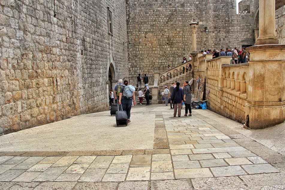Pile Gate Dubrovnik Croatia