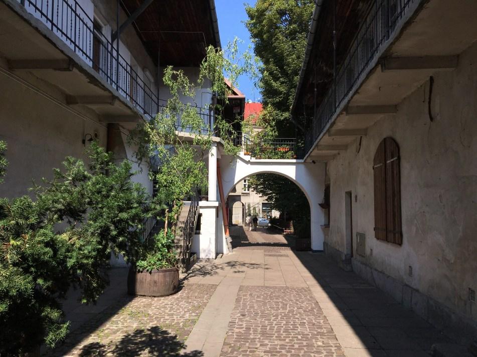 Schindler's list filming location Krakow Jewish quarter