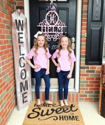 """8f4e72b22b The girls have been begging to go to Target and do a """"try on session like  their vlogger friends"""" so today that was exactly what we did!"""