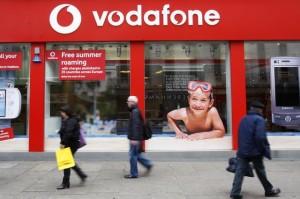 Vodafone-shop
