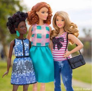 Instagram: @Barbie