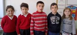 EQUIPO TIGRE: Alba, Rodrigo, Saúl y Tomás.