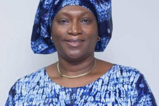 Polémique autour de la nourriture des malades du COVID-19 : Dame Fatou Baldé Yansané défie toute personne qui prouve qu'elle a vendu un repas