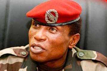 Guinée : Moussa Dadis Camara sur le décès de Nouhou Thiam