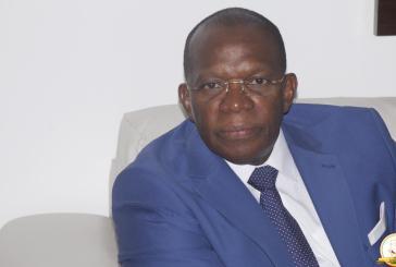 Ibrahima Kassory Fofana (PM) rassure, : «Pas de panique Ebola sera de nouveau vaincu »