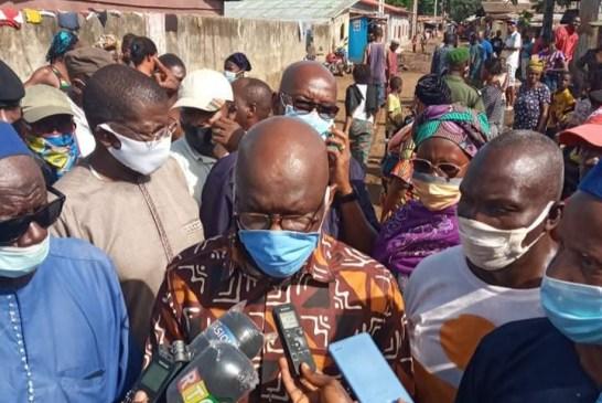 Conakry/Fermeture des cimetières de Bambeto et Koloma: Ibrahima Kourouma recule finalement