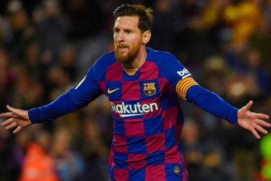 Séisme au Barça, le père Messi est à Milan