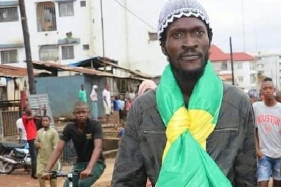 Sekou Koundouno au procureur : « Sa carrière de magistrat est liée au régime de Alpha Condé »