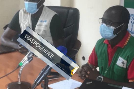 Guinée/COVID-19: Le test de dépistage pour les voyageurs vers l'extérieur s'élève à 650.000 gnf