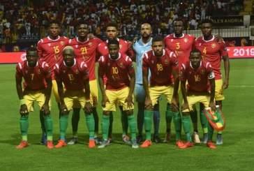 Éliminatoires CAN 2022 : La Guinée accrochée par le Tchad