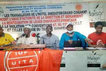 Hôtel Sheraton Grand Conakry: Les employés dénoncent l'abus d'autorité et les mauvais traitements de la direction
