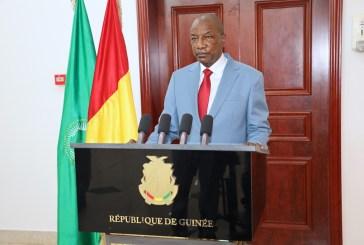 Nouvel An : Adresse à la Nation du Chef de l'Etat