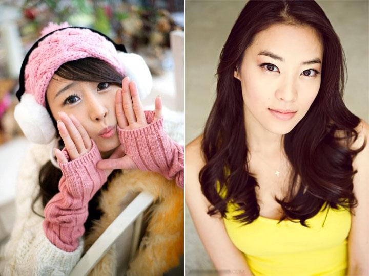 Chinese asian girls