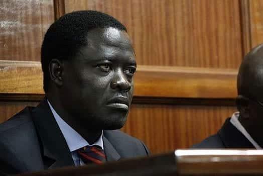 Homa Bay MP Peter Kaluma. PHOTO | FILE
