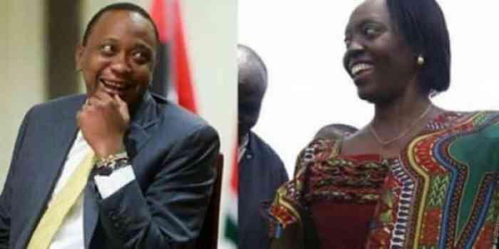 Uhuru and Karua