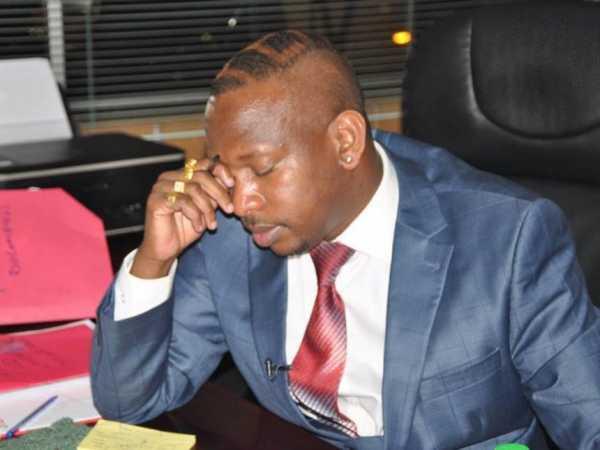 A file photo of Nairobi Senator Mike Sonko. /FILE
