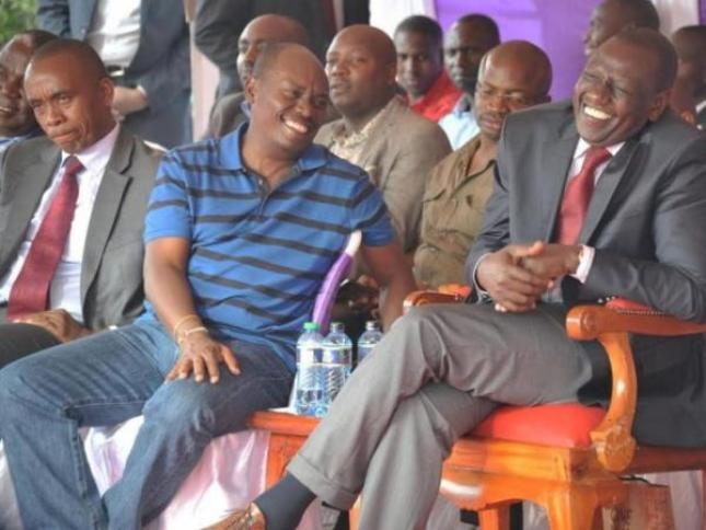 Image result for Kabogo falls out with Ruto