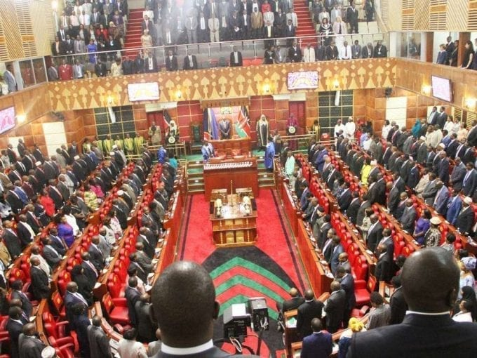 """""""ODM secretary for political affairs Opiyo Wandayi had termed the first 12th Parliament's first sitting illegal and said the gazette notice had to be revoked."""" /FILE"""