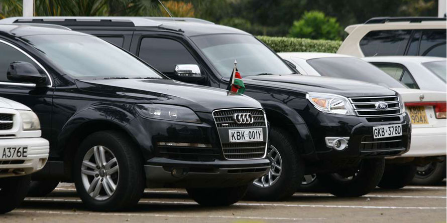Car loans advanced to MPs are recovered within the remaining period of their parliamentary term. FILE PHOTO | NMG