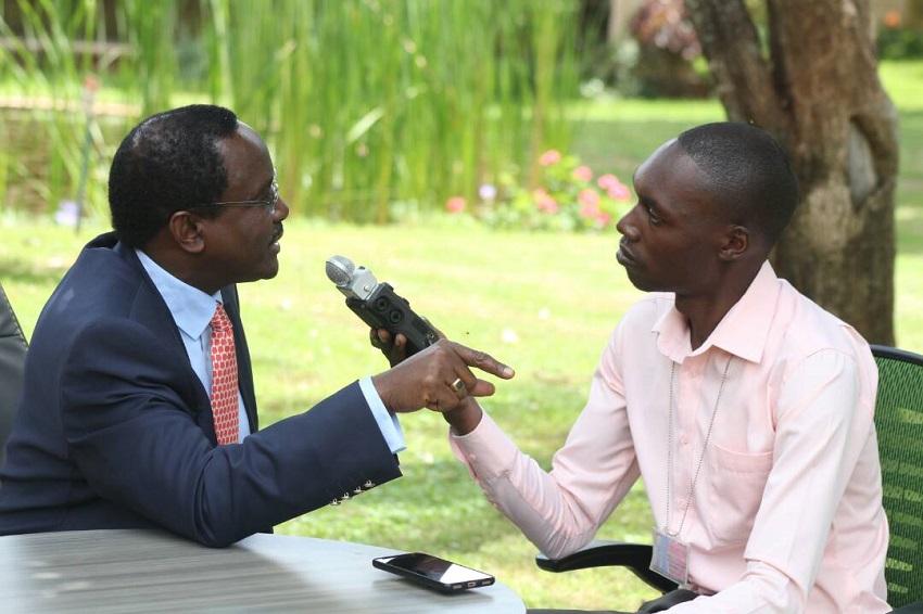 My pick for President was Ruto - Kalonzo Musyoka says