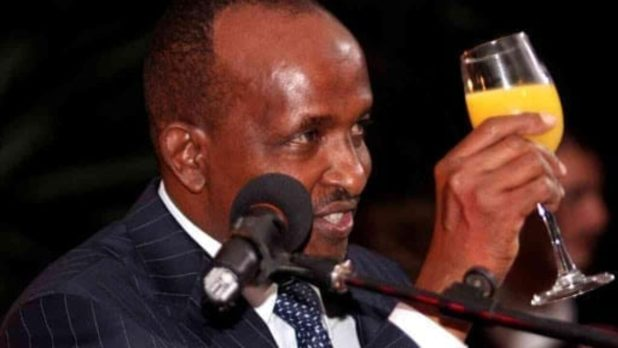Secret talks between Uhuru and DP Ruto saved Aden Duale