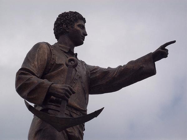 Theodoros Griego - The First Greek American - Diaspora Travel Greece
