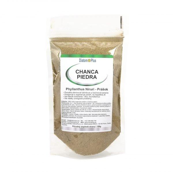 Chanca Piedra DiatomPlus prášok 100gr