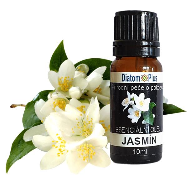 Jasminovy esencialny olej DiatomPlus 10ml 2