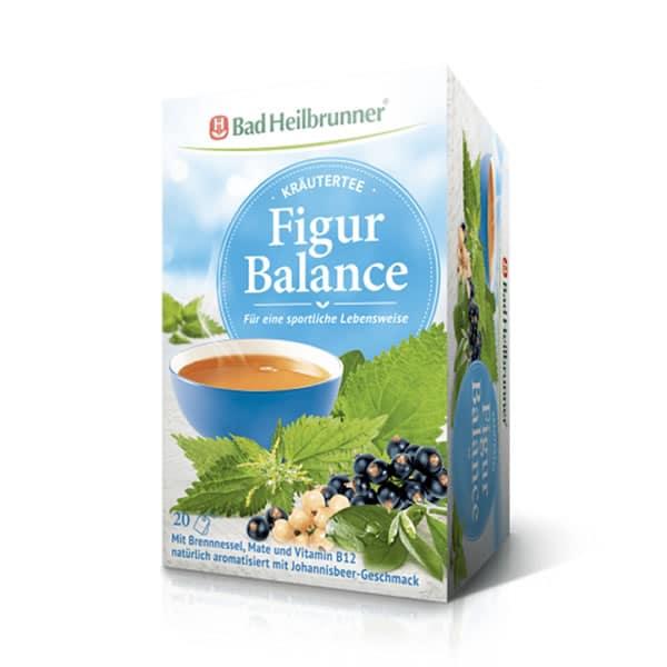 figur balance čaj