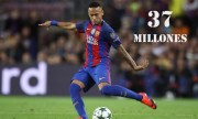 7. Neymar (FC Barcelona)