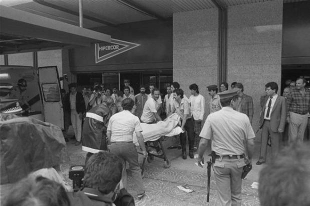Atentado Hipercor Barcelona 1987