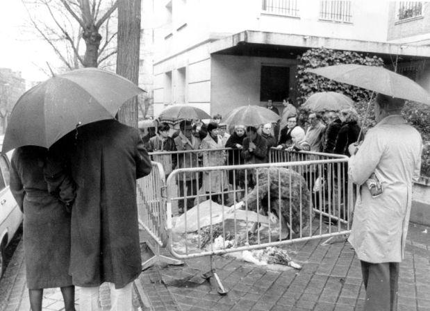 Quintana Lacaci ETA Madrid 1984