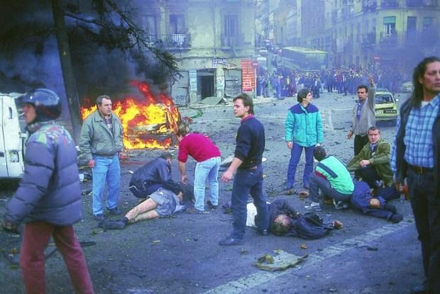 Atentado Puente Vallecas 1995 ETA