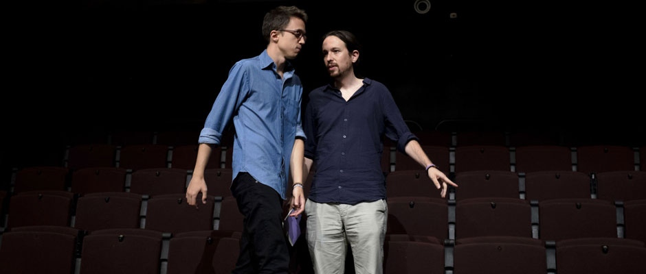 La descomposición de Podemos