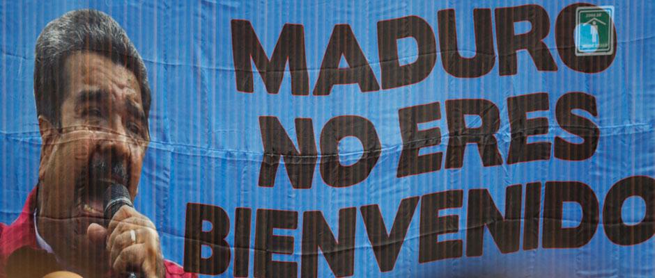 AMLO en auxilio de Maduro
