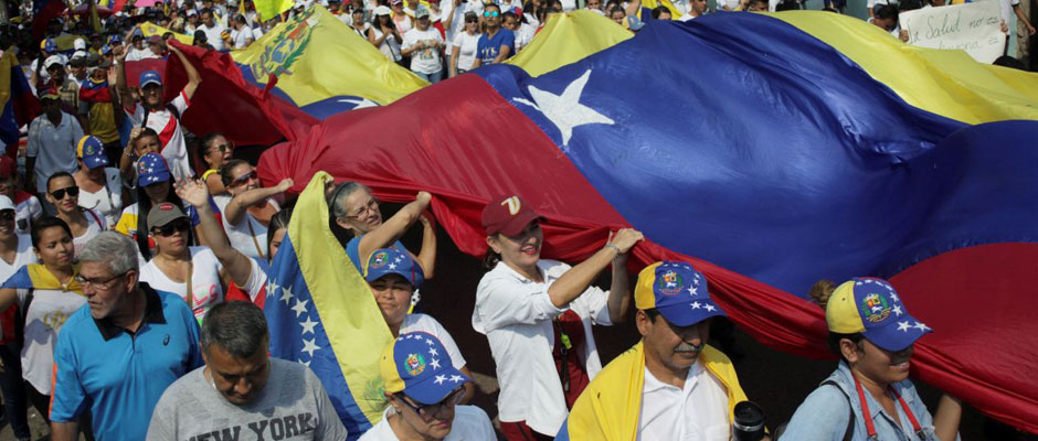 Las dos Venezuelas cara a cara