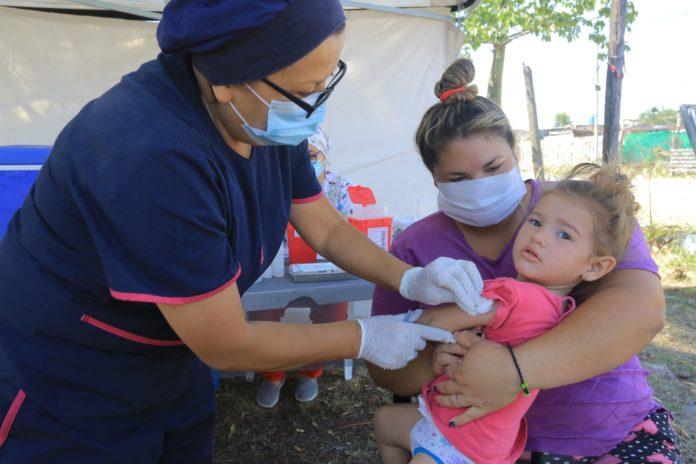 La cobertura de vacunación del Calendario bajó un 40% por la pandemia y el aislamiento