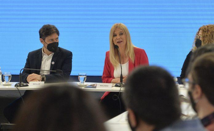 """Magario sostuvo que las PASO """"deben esperar"""" para avanzar con la vacunación"""