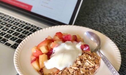 Apples for breakfast