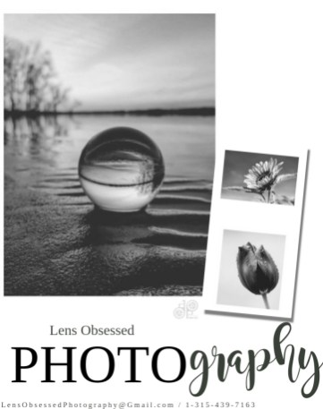 Lens Obsessed Photography promo