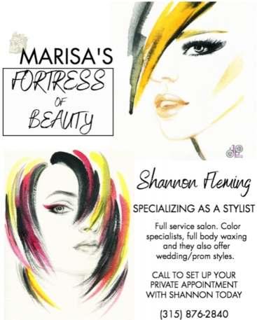 Marissa's Fortress of Beauty