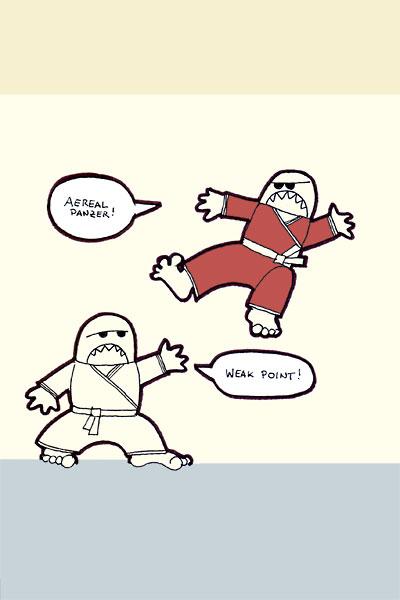 50---Karatecas