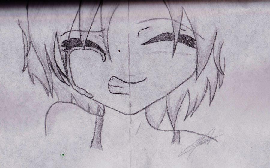 Dibujos Faciles Nina Llorando Dibujo Tumblr Www Imagenesmy Com