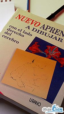 ¿El libro aprender a dibujar con el lado derecho del cerebro es útil para algo?