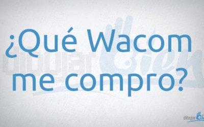 ¿Qué tableta Wacom comprar para dibujar bien?(ACTUALIZADO 2017)