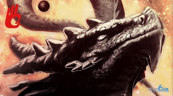 Un Dragón más poderoso que Smaug, el Dragón Dorado – Dibujar Bien.com