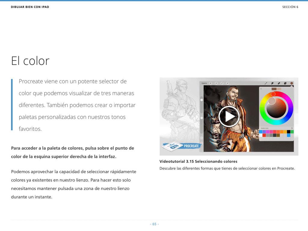 El secreto para dibujar en iPad como un pro