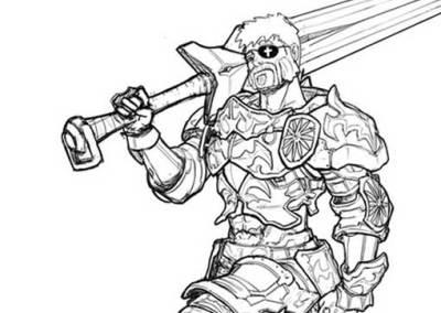 Diseño para un juego: El Caballero